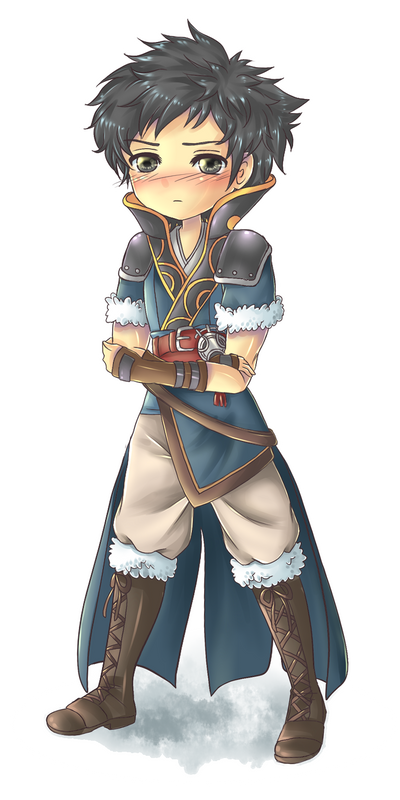 CM: Lon'qu by Candy-DanteL on DeviantArt