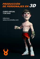 Curso de Personajes 3D