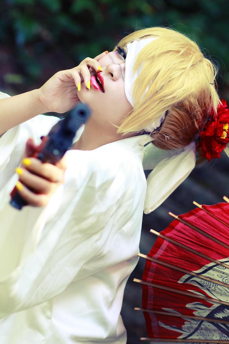 Karakuri Burts_Kagamine Rin by HAN-Kouga