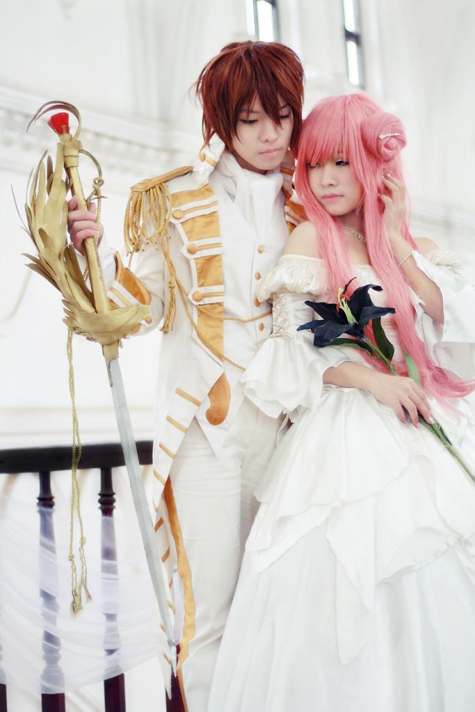 Code Geass_Knight and Princess by HAN-Kouga