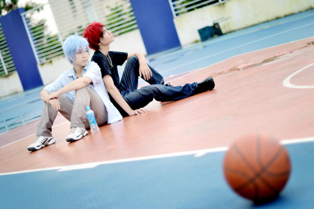 Kuroko no Basket by HAN-Kouga