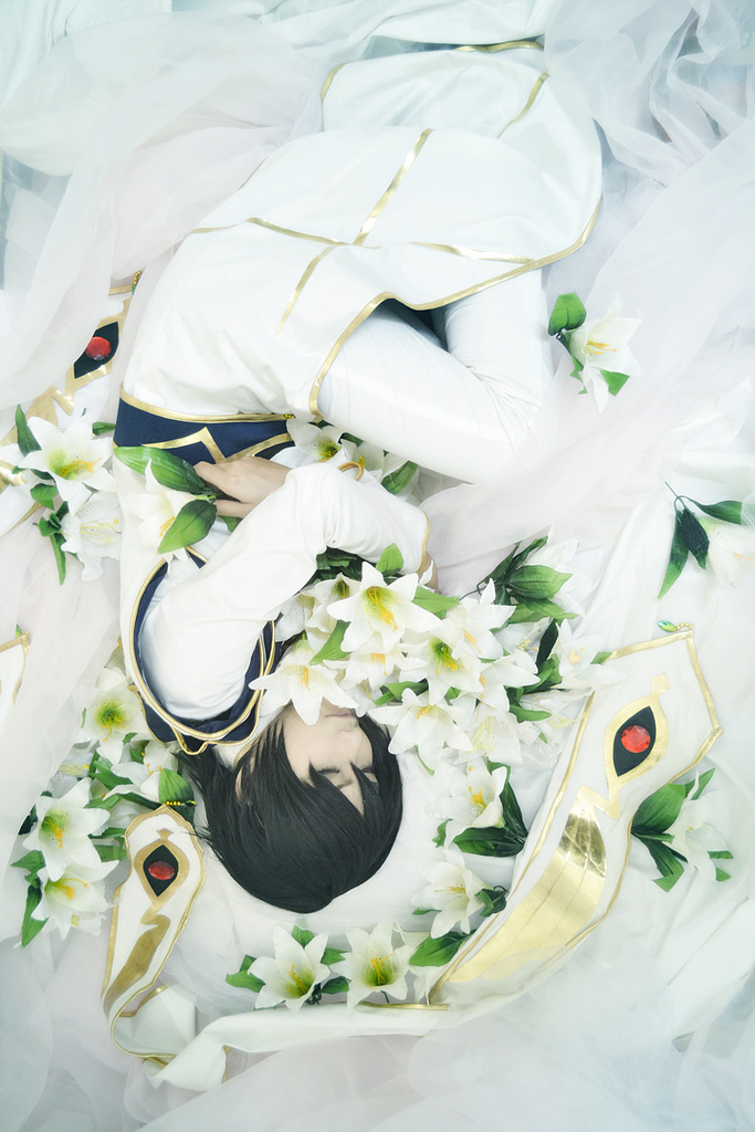 Code Geass_Endless white by HAN-Kouga