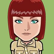 Sophia Hapgood avatar (Infernal machine)