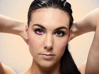 Elize Ryd modified eyes by AdrianChevalley
