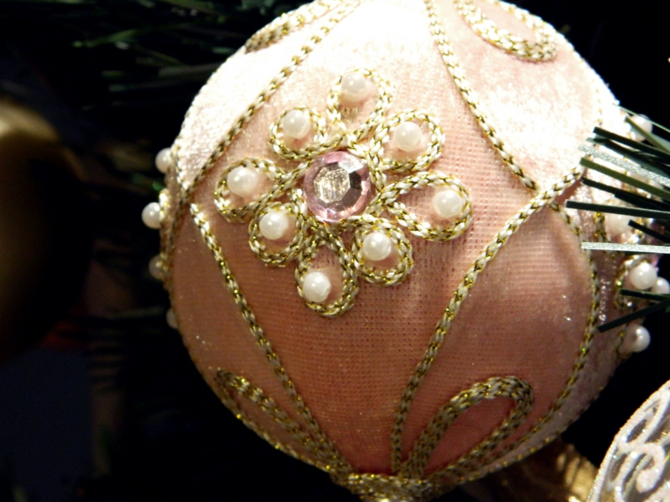 Jewel Ornament by JayLPhotography