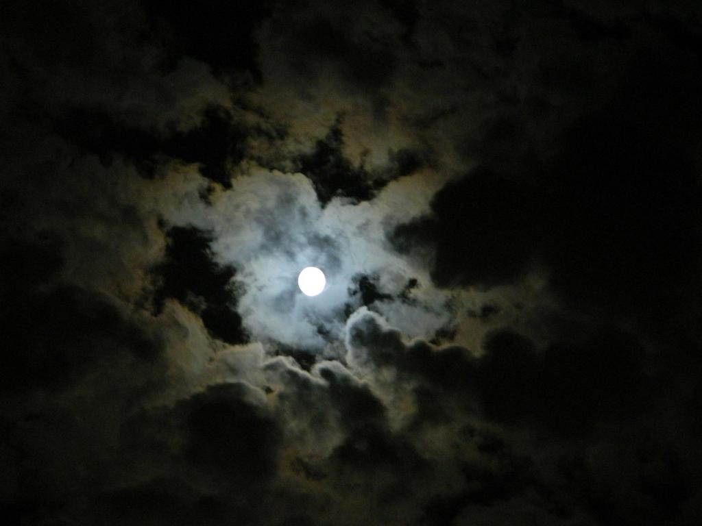 Cloudy Night by JayLPhotography