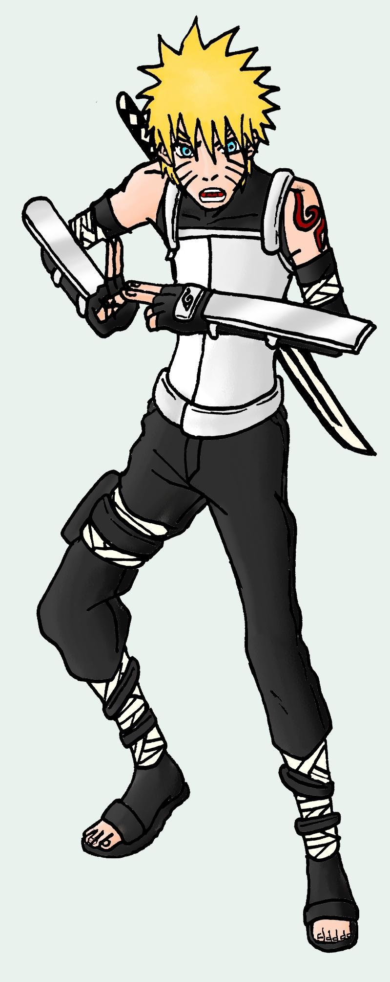 Naruto As A Anbu Anbu Naruto Fanfiction...