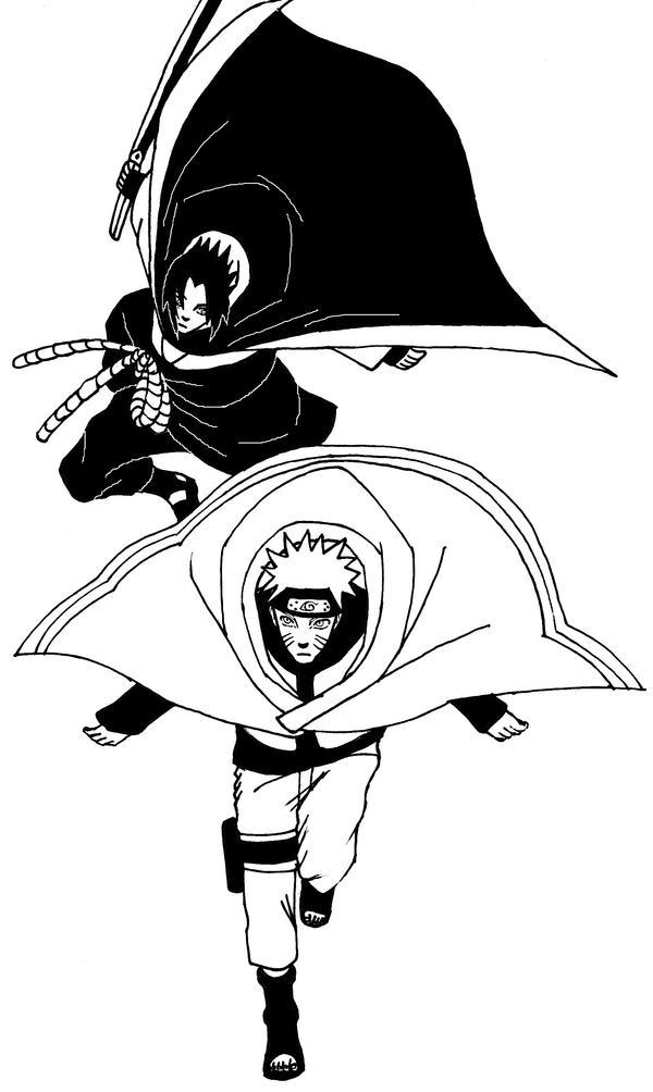 [Galerie] Naruto Versus Sasuke Naruto_vs_Sasuke_by_sharingan_uchiha