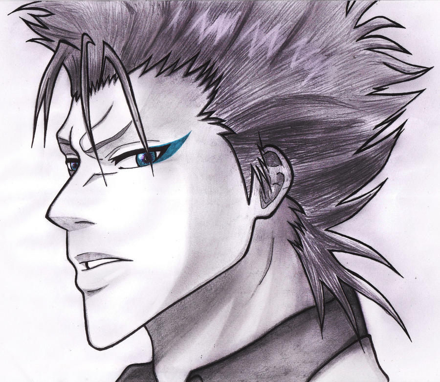 Grimmjow Jaggerjack By AidenKyoto On DeviantArt