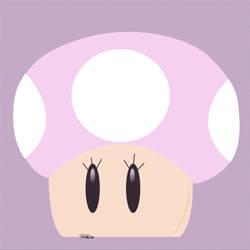 Female Mushroom by Maxpow