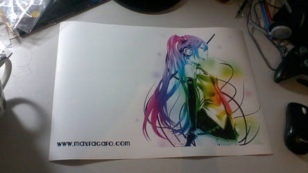 True Colors: Print Version by Maxpow