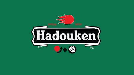 Street Fighter  X Heineken by Maxpow