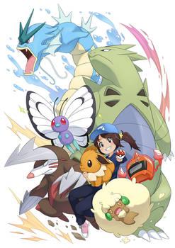 Simone Lim, Pokemon Champion