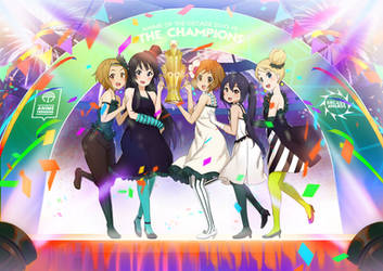 K-ON! is Anime of the Decade