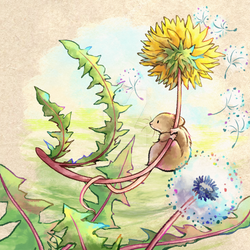 The dandelion and the mouse