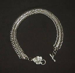 Grape Leaf Necklace