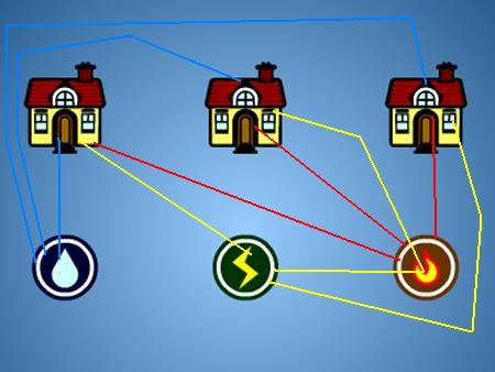 Загадка как провести газ воду и свет в каждый дом электроснабжение квартиры электрические аппараты