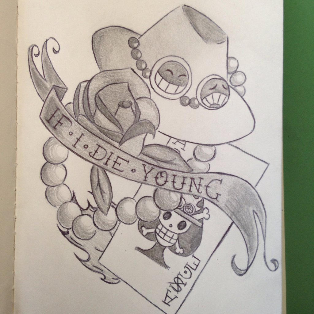 Pictures Of Ace One Piece Tattoo Kidskunst Info