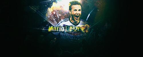 Mario-Gotze by MadridCoach