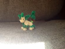 Liana (Leafeon) by Bysthedragon