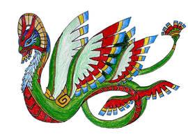 Quetzalcoatl Pokemon