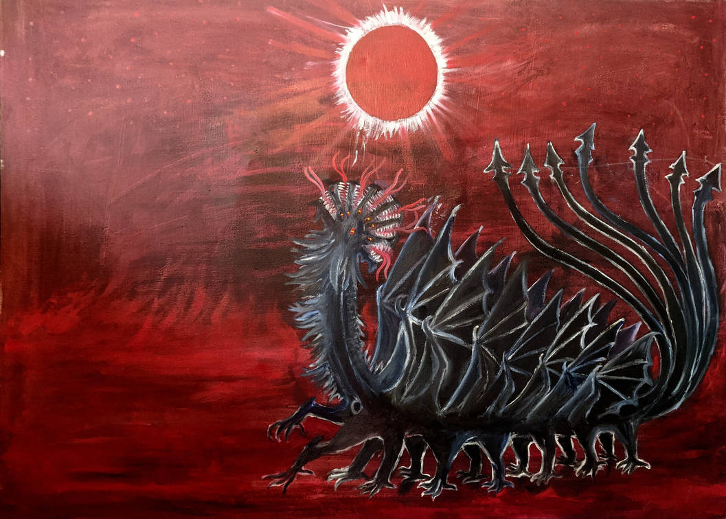 Zelophbog Painting: End of the World