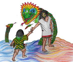 Quetzalcoatl: Wisdom from the past