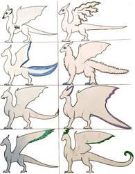 Tarakona Morphology 2