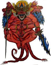 Divine Demon Shiiv