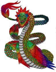 Pride Month: Quetzalcoatl