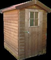 Little wooden house by ApplesAndCinnamon