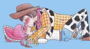 Jessie x Woody