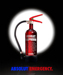 ABSOLUT EMERGENCY by DruManiac