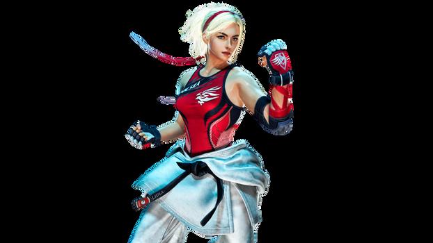 Tekken7 - Lidia Sobieska