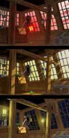 Barbosa's cabin compilation