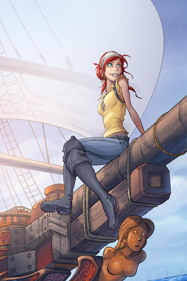 Anne Bonnie Ahoy by TimYates