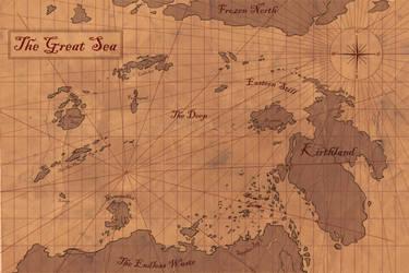 Anne Bonnie Map