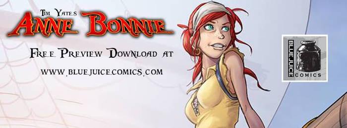 Anne Bonnie Preview book