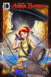 Anne Bonnie #2 cover