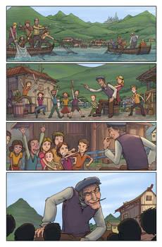 Anne Bonnie #2 Page 1
