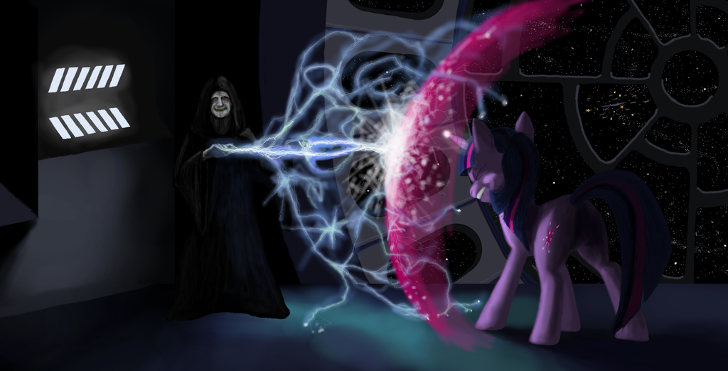 Star Crossed Ponies cover by MillenniumFalsehood