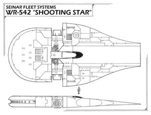 Seinar Fleet Systems WR-542 Shooting Star