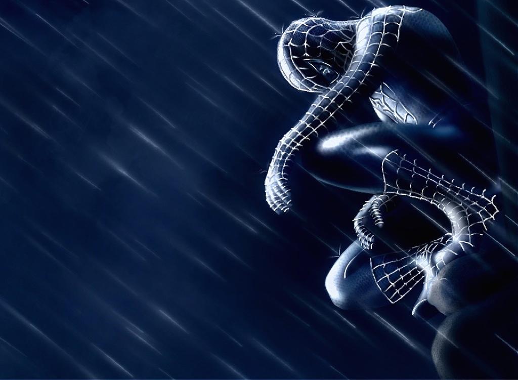 Spiderman Black Suit Wallpaper Black Suit Spiderman by