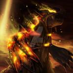 Omega Groudon by GNDillustrations