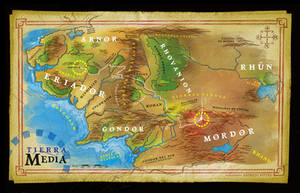 middle.earth.map by betteo