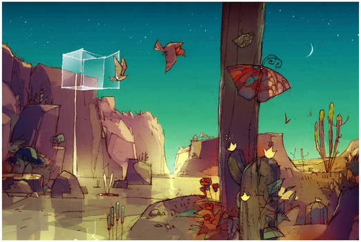 crystal.cube