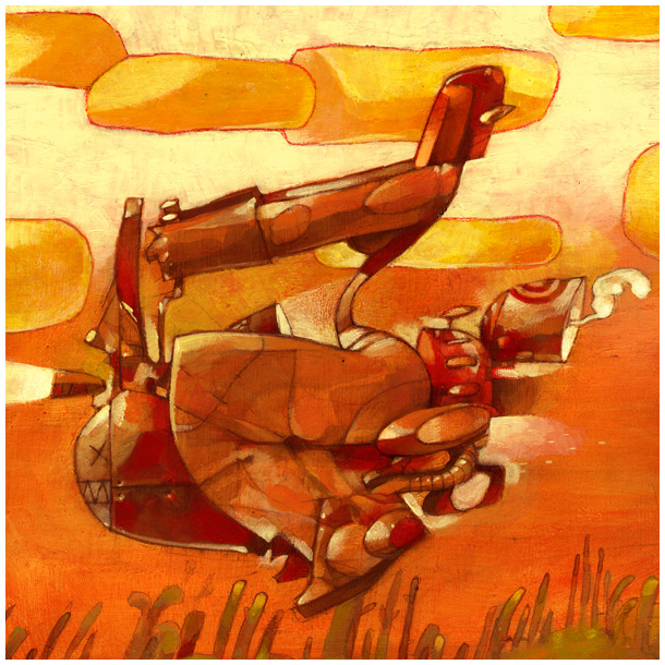 uneasy.rider by betteo