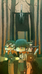 the.slender.quest by betteo