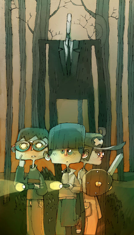 the.slender.quest