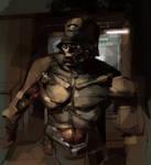 doom.3.commando by betteo